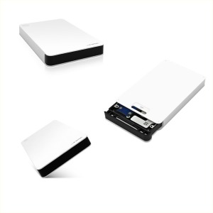 ipTIME HDD1025 외장하드케이스 2.5인치 USB2.0
