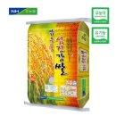 맑은물섬진강쌀 유기농백미20kg 쌀20kg 친환경당일도정