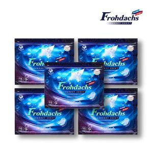 프로닥스 시트 세탁세제 더블액션 75매(15매 5팩)