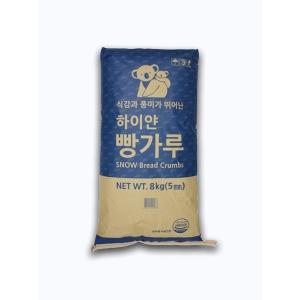 서울식품 코알라 하이얀 빵가루 8kg
