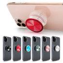 아이폰11프로 그립톡 투명 젤리케이스