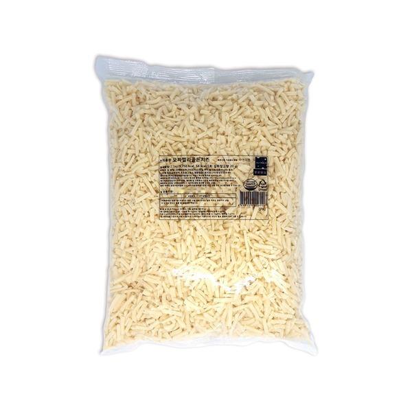 썬리취 네츄럴믹스 80% 피자치즈 8URK 2.5kg 파스타