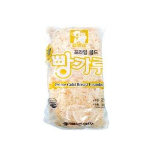서울식품 코알라 프라임골드 빵가루 2kg 습식 냉동
