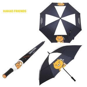 초대형 방풍 골프 파라솔 자동장우산 라이언 암막코팅