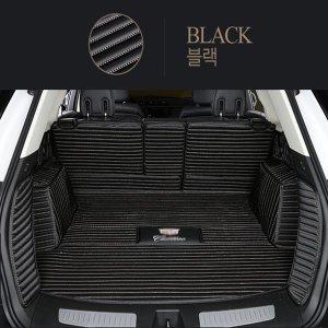 2020 제네시스 GV80 5인승 7D 카본트렁크매트