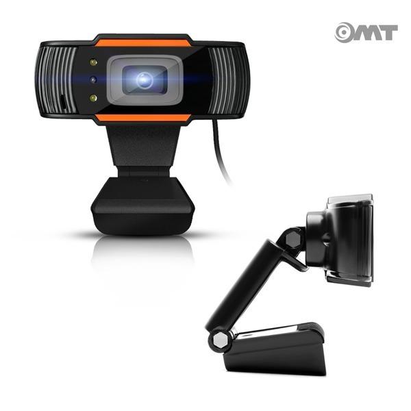 OMT PC 화상카메라 HD 웹캠 LED 마이크내장 OWM-HAVIC