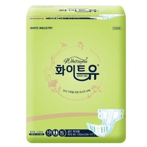 성인기저귀 화이트유 골드특대형/디펜드 생산협력업체