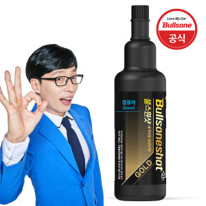 불스원샷 골드 경유 1P 500ml