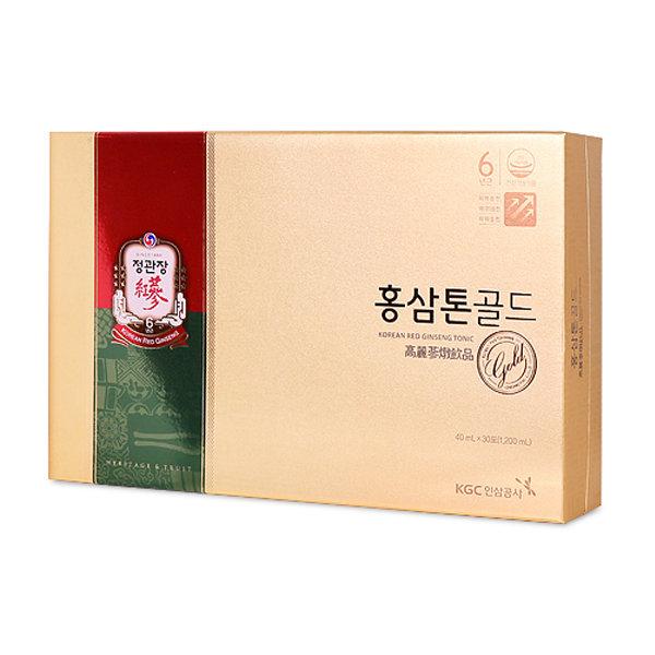 정관장 홍삼톤 골드 40ml X 30포