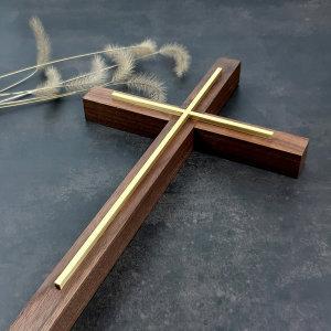 겟세마네 십자가 수제 원목 나무십자가 벽걸이십자가