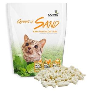 퀸오브샌드 오리지널 두부모래3kgX6개 고양이모래