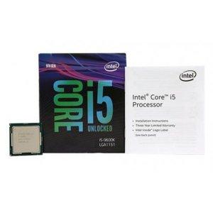 컴퓨존 인텔 코어i5 9600K 커피레이크 정품박스 쿨러X