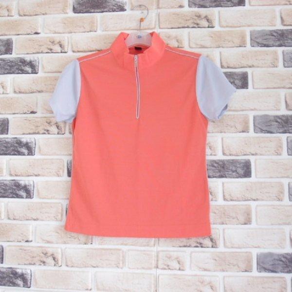 BIGTEN / 새옷수준 저지 반집업 티셔츠/여성100