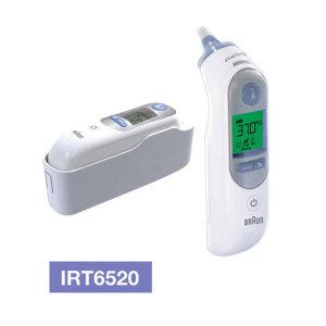 브라운 적외선 귀체온계 써머스캔 IRT6520