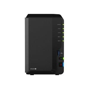 시놀로지 DS220+ (20TB) 2베이 정품 공식판매점