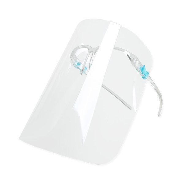 페이스쉴드 의료용 마스크 안면가리개 안경형 보호구