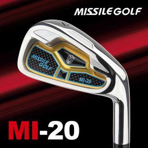 미사일골프 2020 MI-20 경량스틸 9아이언 4~9PAS