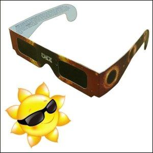 태양관측 안경 일식 흑점관측 (완성품 5개입)