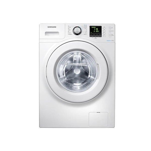 G  삼성 버블샷 드럼세탁기 12kg WF12F9K3UMW11