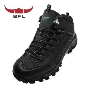 BFL 4707 블랙 등산화 트레킹화 작업화 트레일화