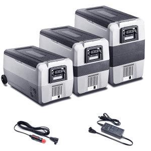 ALPICOOL 듀얼 차량용냉장고 냉동고 T36 T50 알피쿨