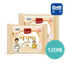 상하 유기농 아기치즈 2단계 18g x 120매 /상하치즈