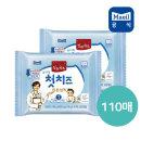 상하 유기농 첫치즈 1단계 18g x 110매 /상하치즈