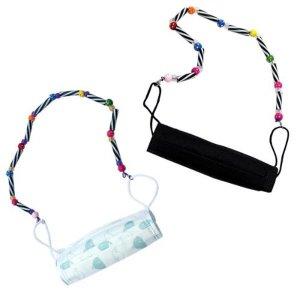 마스크 줄 만들기(5인용) 목걸이형 유아 어린이용