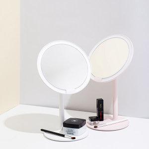 아미로 LED 메이크업 조명거울 (미니)