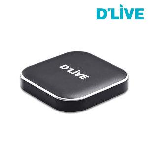 딜라이브 플러스 OTT UHD 셋톱박스 H5 파우치 증정 TY