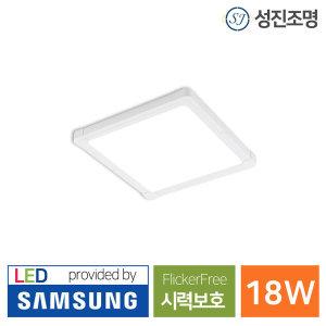 LED 베란다등 현관등 조명 / 평판엣지 18W 316x316