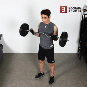 컬바+PVC바벨세트/바벨/덤벨/스쿼트/역기봉