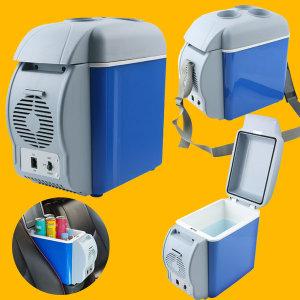 차량용 냉온장고 7.5L 아이스박스 미니 냉장고 DC12V