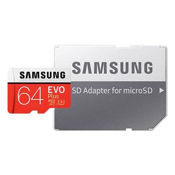 삼성 MicroSDXC64GB PLUS U3 4K 마이크로SD