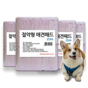 애견패드 절약형 퍼플패드 400매 15g/강아지패드