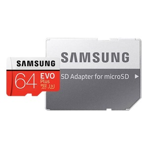 삼성 microsSDXC64GB PLUS 메모리카드 마이크로SD