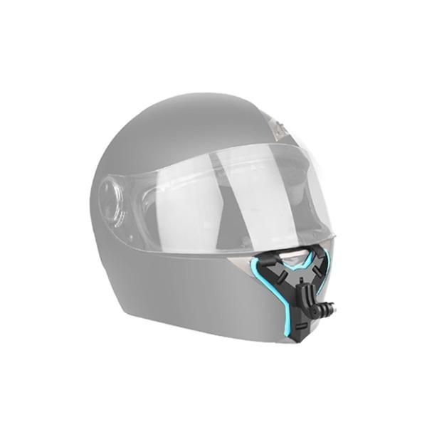 고프로 액션캠 헬멧 턱 마운트 세트 오토바이 1인칭
