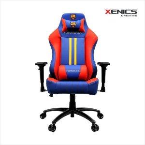 제닉스 FC 바르셀로나 게이밍 체어/게이밍 의자