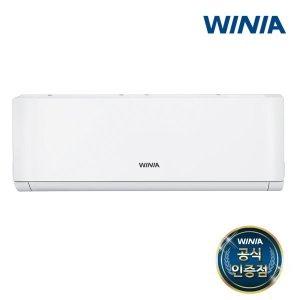 인증 위니아 7형 인버터냉방 벽걸이에어컨 LRV07BHF 기본설치포함