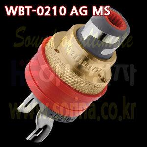 WBT-0210 AG MS RCA Sockets jack 소켓 잭