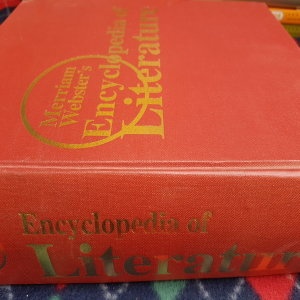 Encyclopedia of Literature/Merriam Webster.1995
