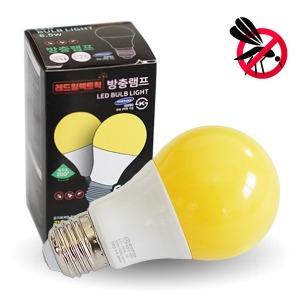 LED방충램프 6.5W 모기퇴치 전구