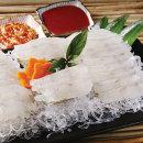 (전남생협)자연산 농어회 250g