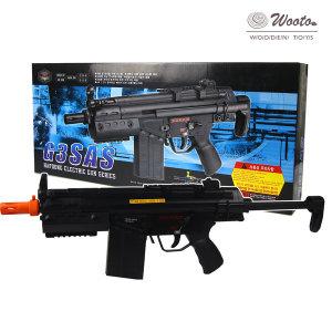 합동과학 G3SAS 전동에어건+고글증정 비비탄총 장난감