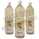 궁중가평 전통식혜 (1.5L x 3개) 전통음료 대용량음료