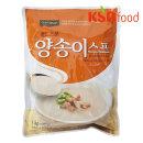 버섯/KSB 양송이 스프 (1kg)