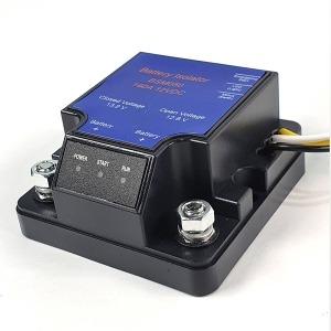 주행충전기 전압감지작동 릴레이 시동 보조배터리충전