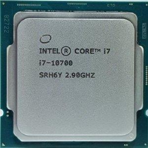 인텔 코어i7-10세대 10700 코멧레이크S 벌크 쿨러별매