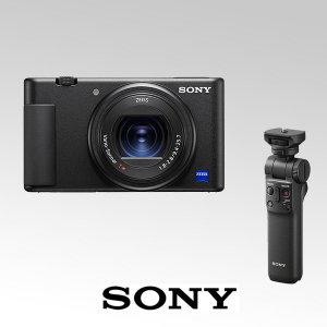 소니정품 브이로그 카메라 ZV-1 + 무선GP-VPT2BT 그립