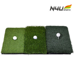 엔포유 스윙 골프 연습용 잔디 매트 3종류 고급매트